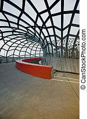 Melbourne, Webb bridge