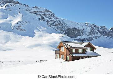 melchsee-frutt, 瑞士