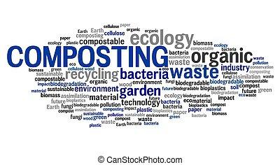 meldingsbord, composting