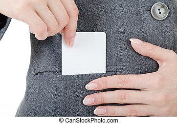 melhor, cartão