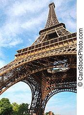 melhor, europa, destinos, paris