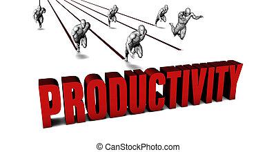 melhor, produtividade