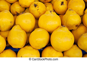 Mellow yellow sweet quince