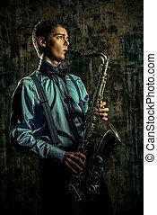 melodía, jazz