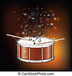 melody2, ドラム