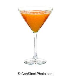 Melon Smoothie Drink - Cantaloupe Melon Smoothie Macro...
