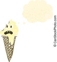 melting ice lolly cartoon