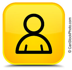 Member icon special yellow square button