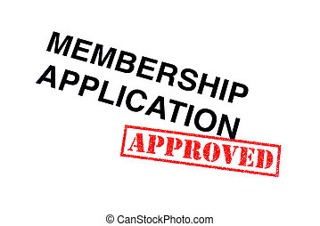 Membership Application Approved