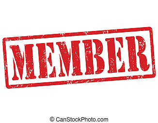 membro, francobollo