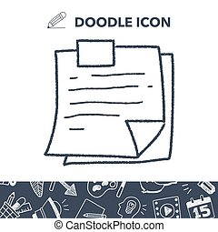 Memo doodle
