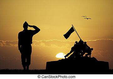 memoriał, wojna