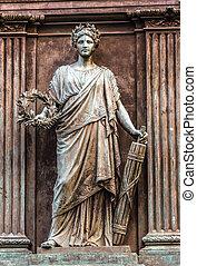 memorial, justiça, c.c. washington, geral, círculo logan, john