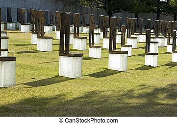 Memorial Oklahoma City Bombing - Oklahoma City National...