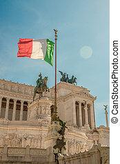 memorial Vittoriano, Rome
