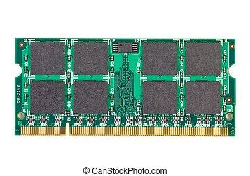 Memory module for laptops