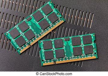 Memory modules for laptops