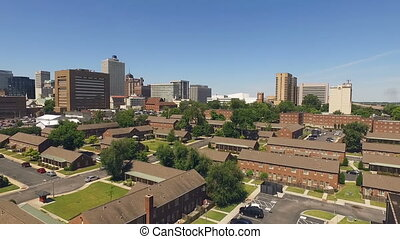 Memphis Tennessee Skyline Downtown City Center Elevation -...