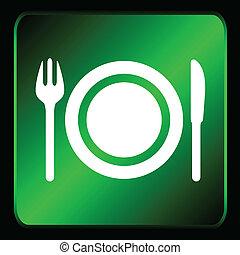 menú, icono