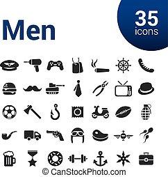 men icons
