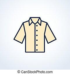 men., koszula