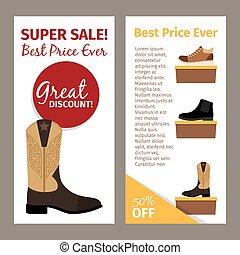 Men leather beige autumn boots flyers