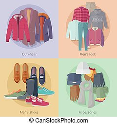 Men s Clothing. Outerwear. Mens Look. Mens Shoes.