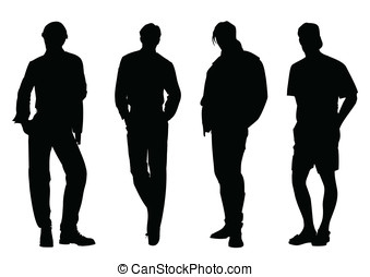 Men Silhouette
