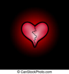 Mended Broken Heart
