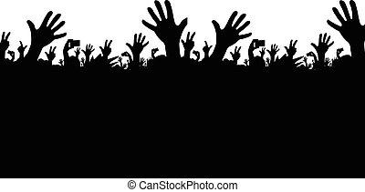 menigte