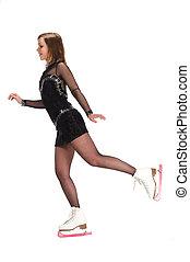 menina, 556, patinação