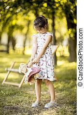 menininha, parque