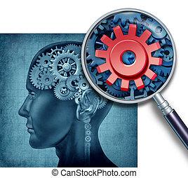 menneske, intelligence-research