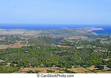 menorca, balearic 島, スペイン