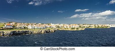 menorca, turismo