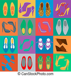 mens and womens shoes