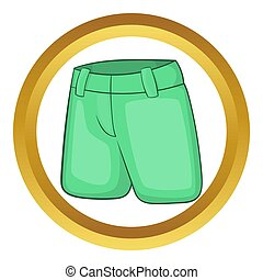 Mens classic shorts  icon