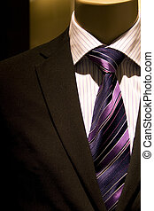 Men's Clothing - Image of a men's clothing in a shop in...