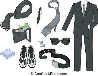 Men's Fashion Elements