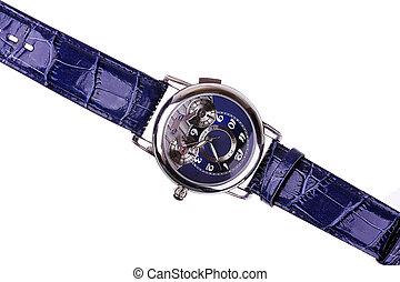 Men\'s luxury wrist watch - Men's luxury wrist watch on...