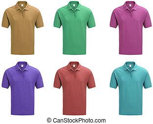 Men S Blank Grey Polo Shirt Template Men S Blank Grey Polo