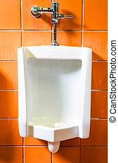 mens public toilet
