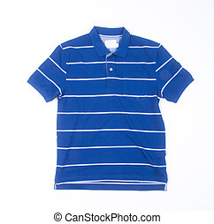 mens shirt on a background.