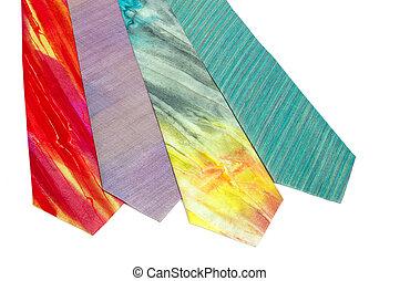 Mens silk neckties