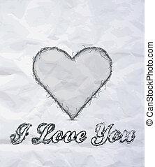 mensagem, amo