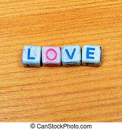 mensagem, amor