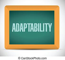 mensagem, desenho, adaptability, ilustração, sinal