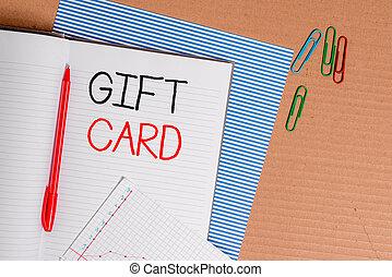mensaje de la foto, rayado, cartón, regalo, estudio, ...