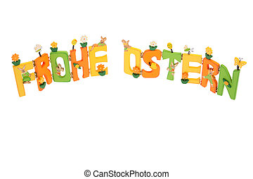mensaje, Pascua, feliz