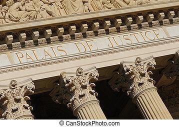 menselijk, justitie